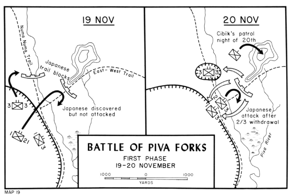 Battles of Ww2 Map Map 19 Battle of Piva Forks