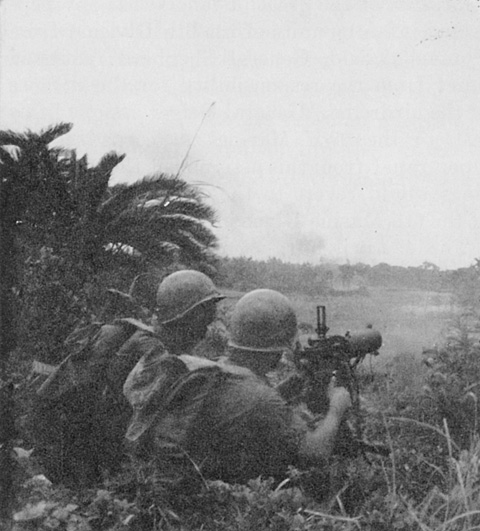 HyperWar: USMC Monograph--OKINAWA : VICTORY IN THE PACIFIC