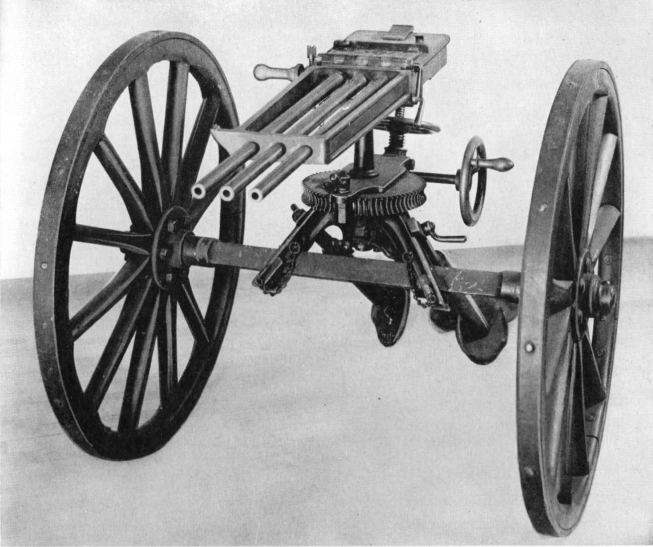machine guns civil war
