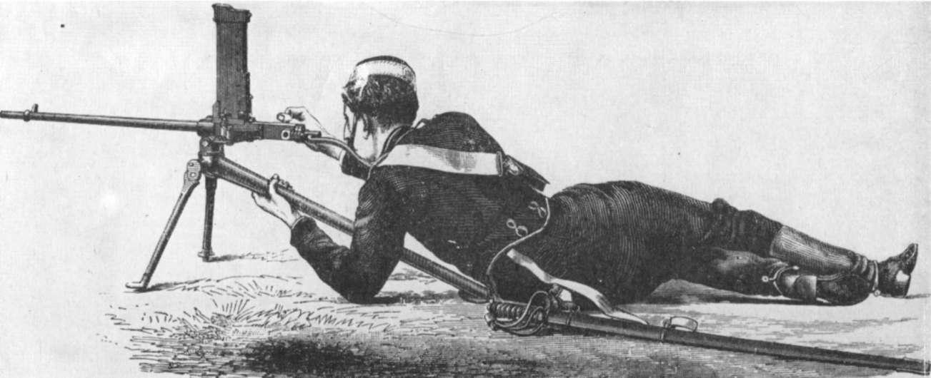 1907 st etienne heavy machine gun