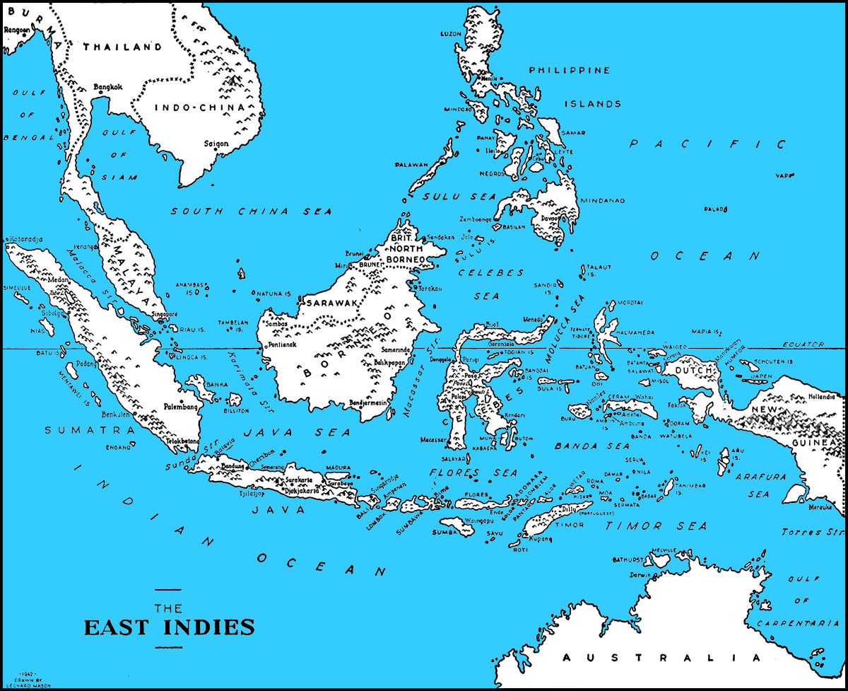 Hyperwar Islands And Peoples Of The Indies