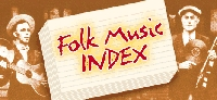 Folk Music Index