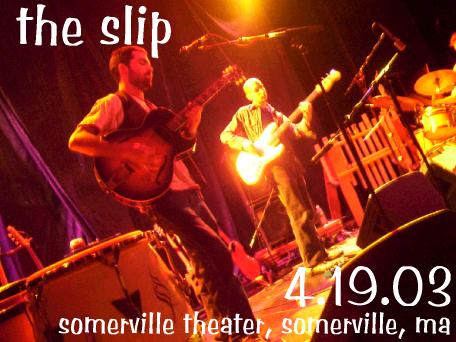 The Slip 4.19.03