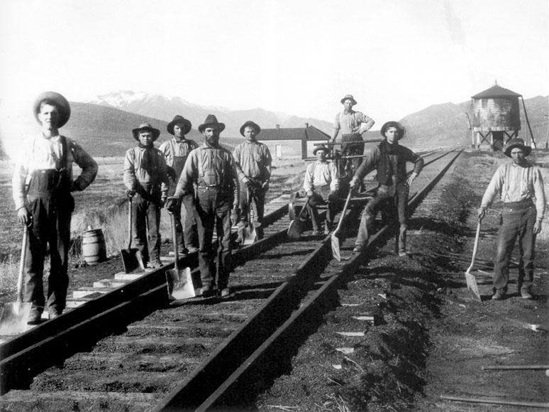 Roger McGuinn's Folk Den » Railroad