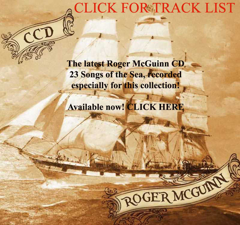 The latest Roger McGuinn CD