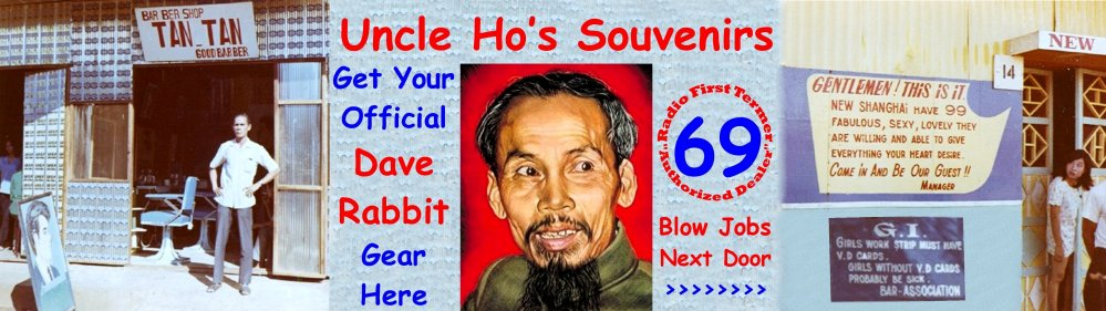 Uncle Ho's                       Souvernir Shop