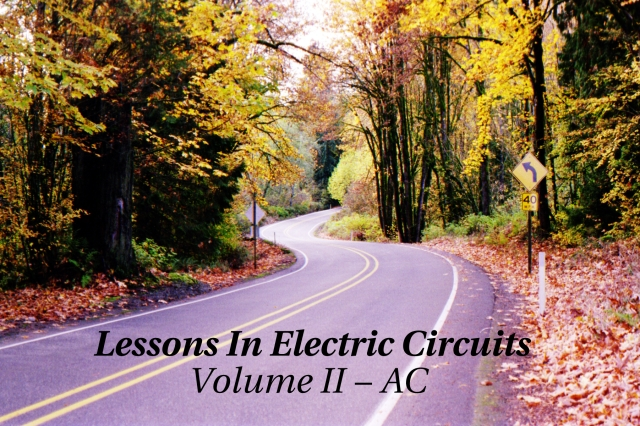Lessons In Electric Circuits -- Volume II (AC) - Table of Contents