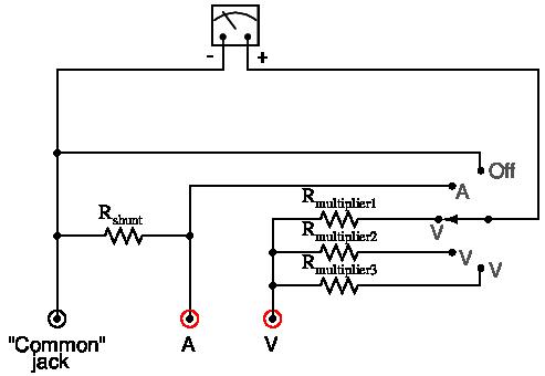 Dc Ammeter Wiring Diagram additionally Digital 20dc 20ammeter 20circuit additionally Digital Voltmeter Using Icl7107 additionally Voltmeter Schematic Diagram also Electronic schematic. on digital ammeter schematic