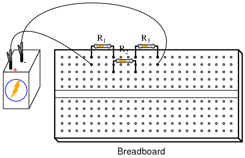 Parallel Circuit Diagram With Rheostat further EXP 3 as well Refrigeration Electrical Circuit in addition EXP 3 as well Electrical Symbols And Electronic. on ohmmeter circuit diagram resistor connected to