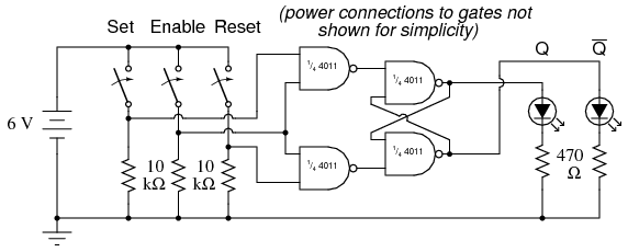 on Led Schematic Diagram