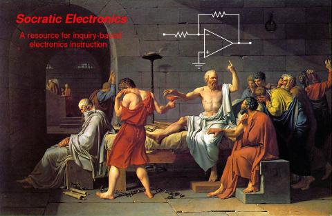 Logo for Socratic Electronics
