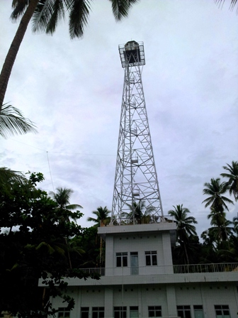 Lighthouses of Indonesia: Talaud and Sangihe Islands