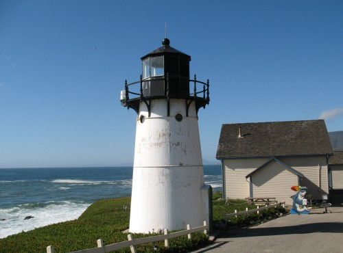 Lighthouses of the us northern california point montara light freerunsca Gallery