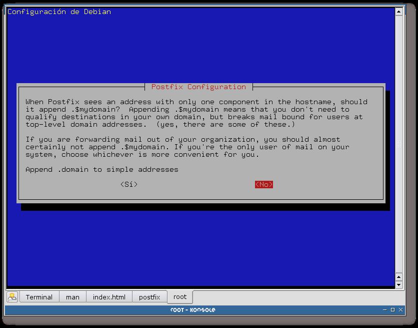 Sistema de correo con Postfix, OpenLDAP, Courier ((POP3&&IMAP) + SSL