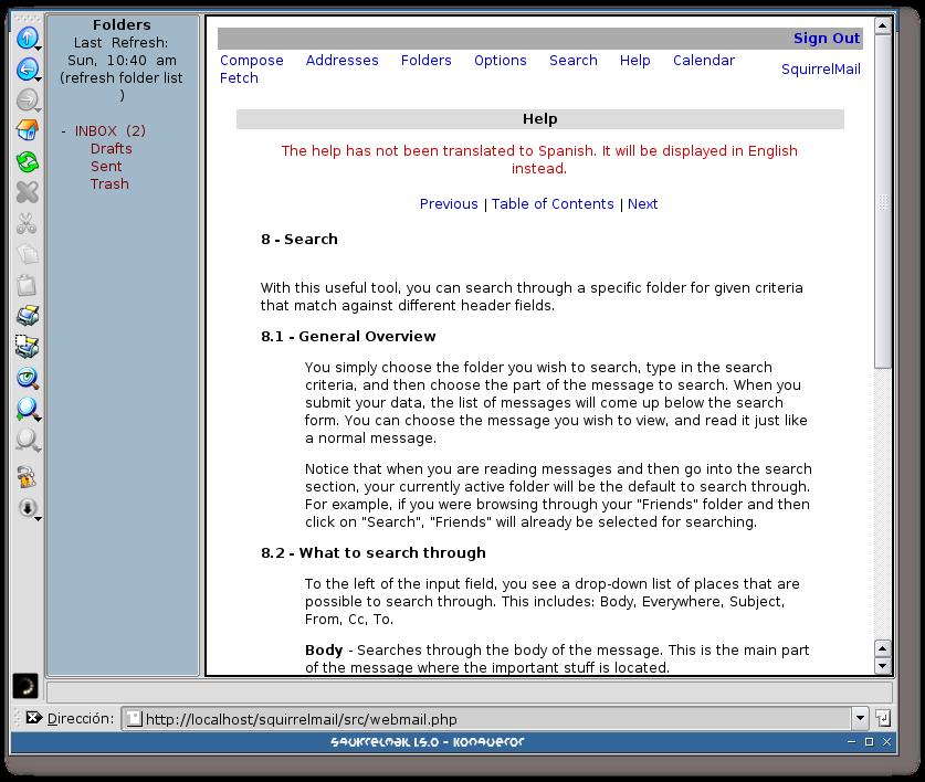Sistema de correo con Postfix, OpenLDAP, Courier