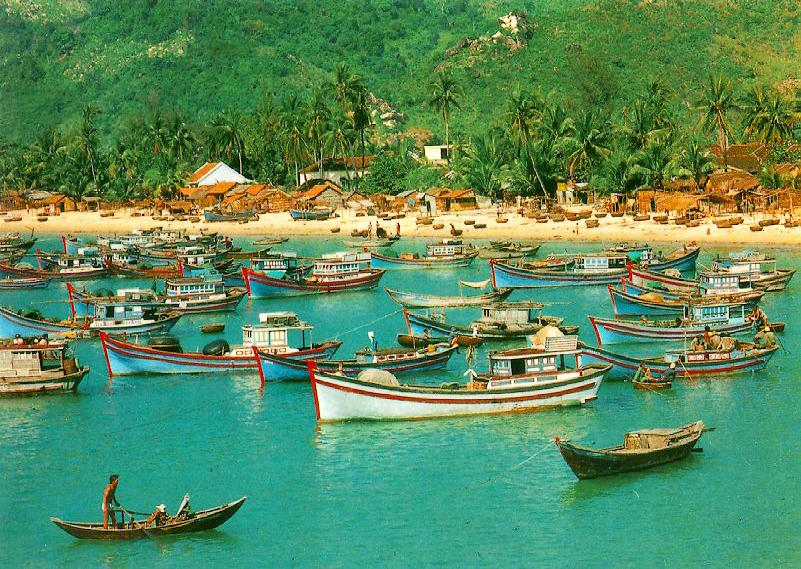 Khanh Hoa Vietnam  city photos gallery : Scenery pictures area