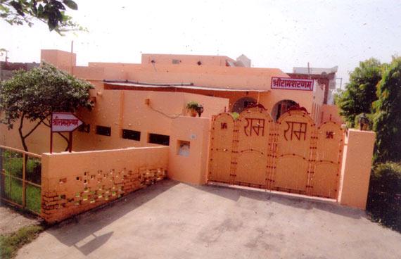Hisar India  city images : Shree Ram Sharnam, Hisar, Haryana