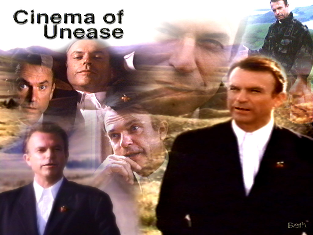 cinema of unease Cinema of unease follows internationally acclaimed actor, sam neill, on a  personal journey through new zealand's film history.