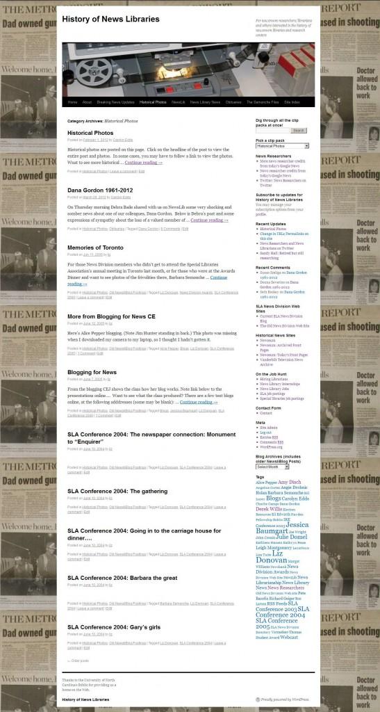 NewspaperBackground
