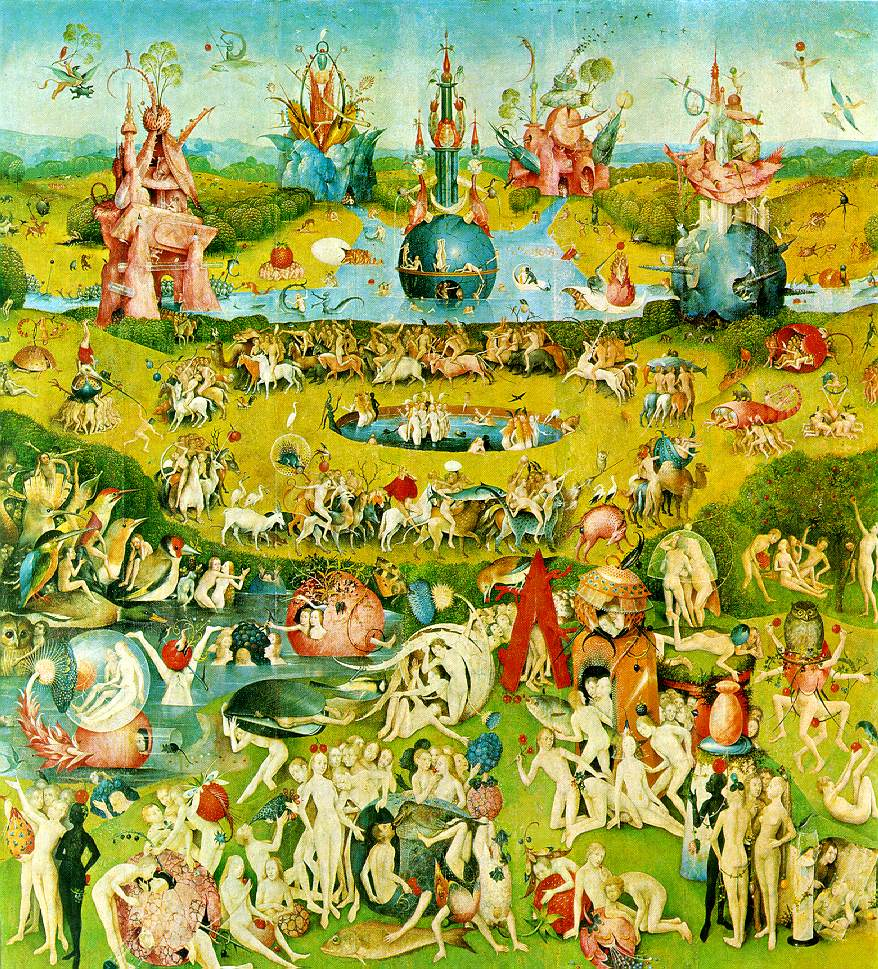 Bosch, Hieronymus: The Garden of Earthly Delight