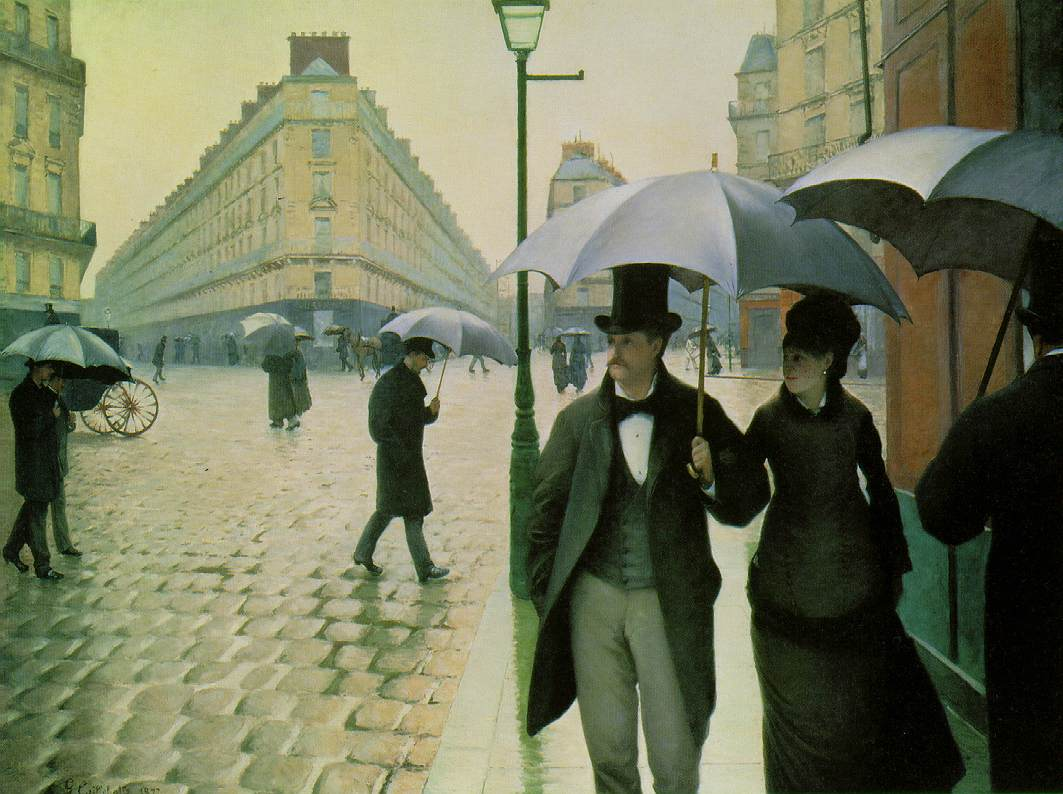 rainy day gustave caillebotte Paris street rainy day, 1877 giclee print by gustave caillebotte find art you  love and shop high-quality art prints, photographs, framed artworks and posters  at.