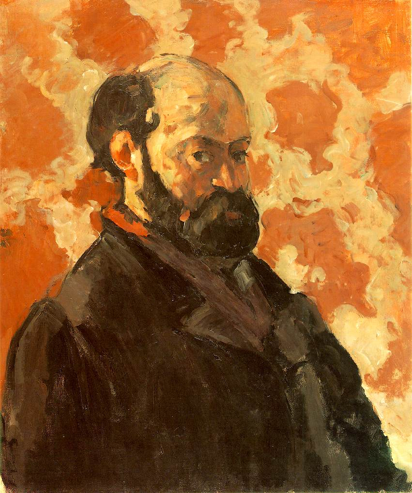 Cézanne paul self portraits