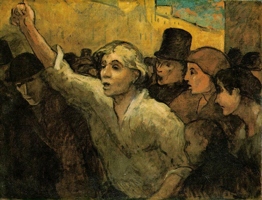 WebMuseum: Daumier, Honoré