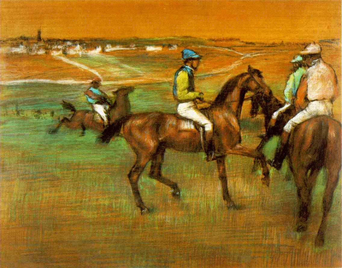 degasrace horses