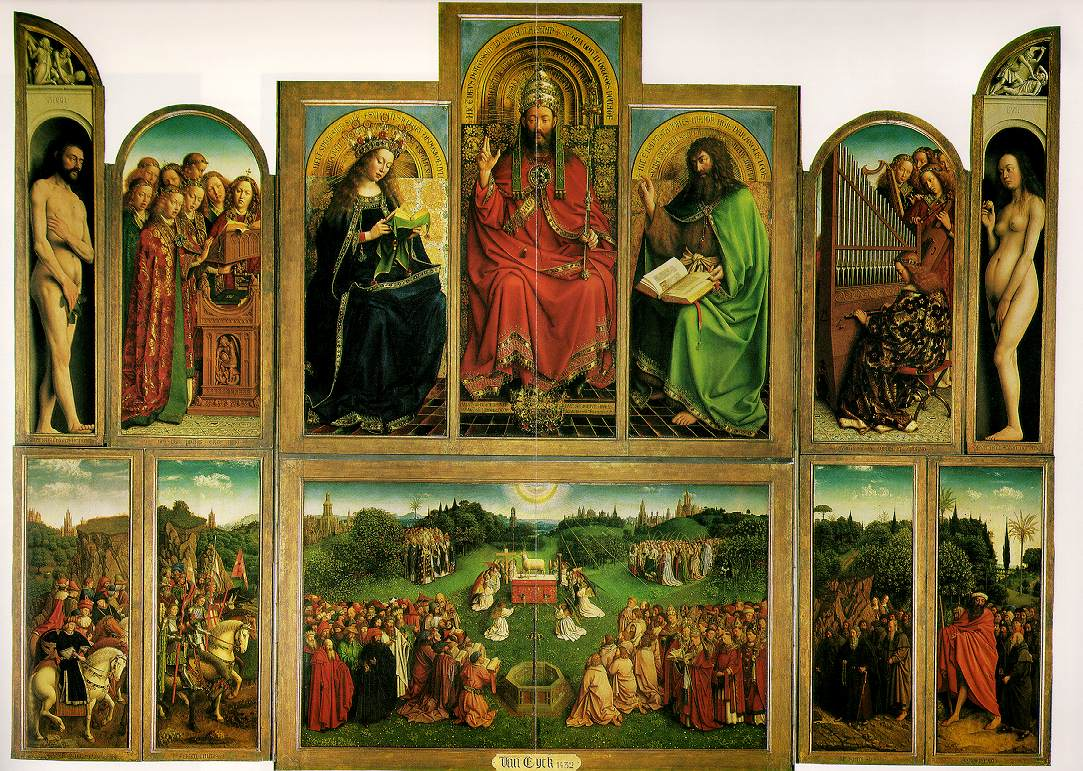 P triptych symbolism in ren lessons tes teach artlex39 biocorpaavc Image collections
