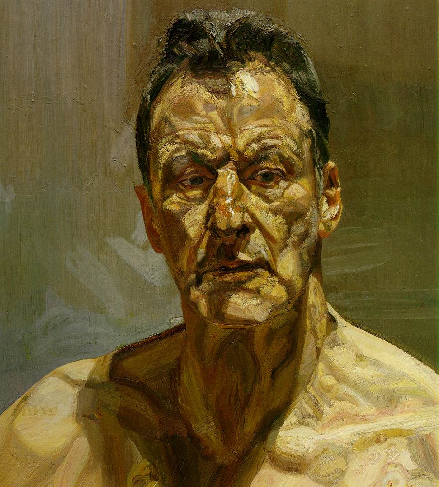 How Lucian Freud Painted Himself by Painting Others | Big Think