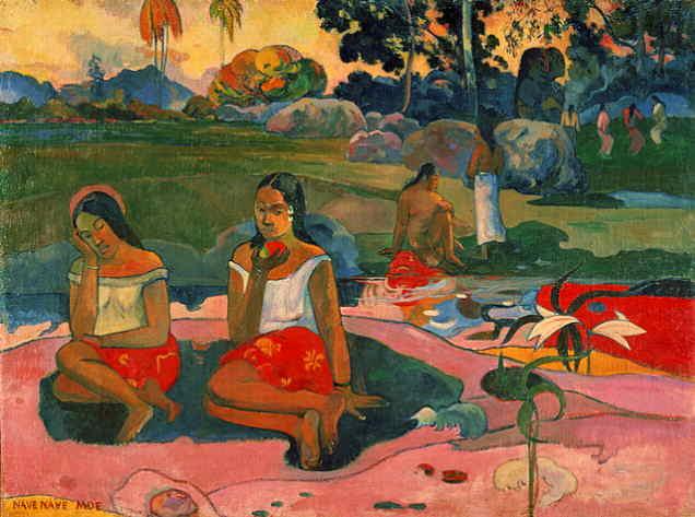 Gauguin.nave-moe