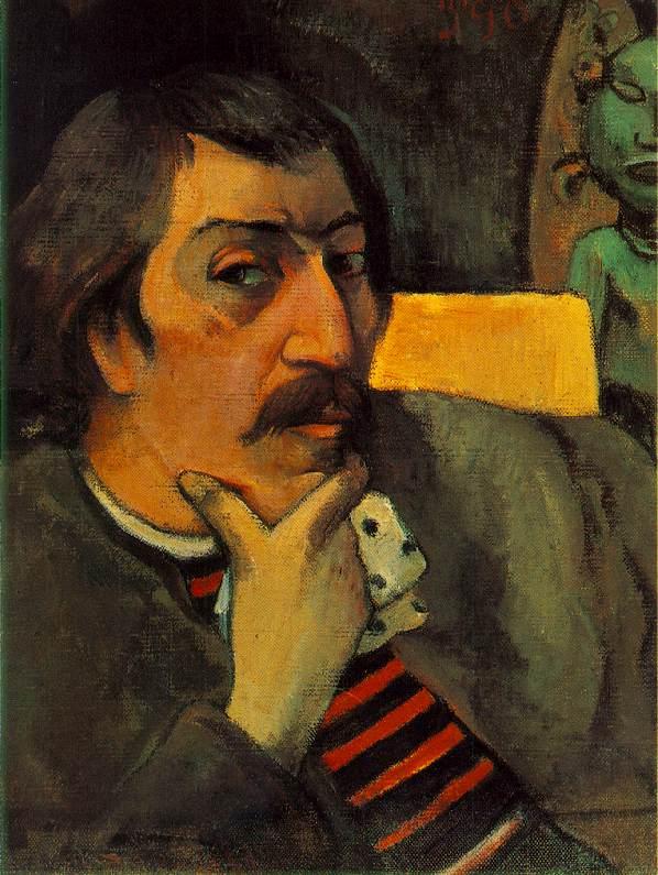 1848 1903 Portrait of