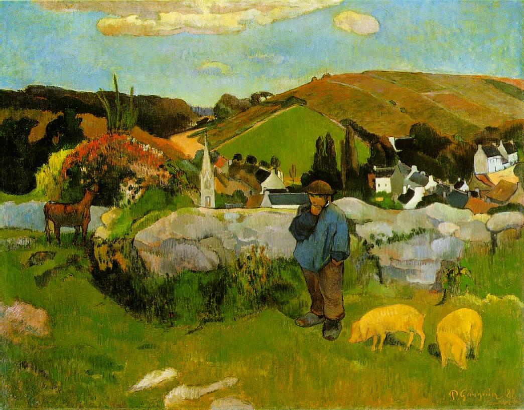 WebMuseum: Gauguin, (Eugène-Henri-) Paul