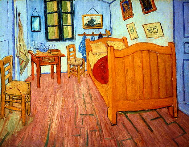 Van Gogh Bed Sheets