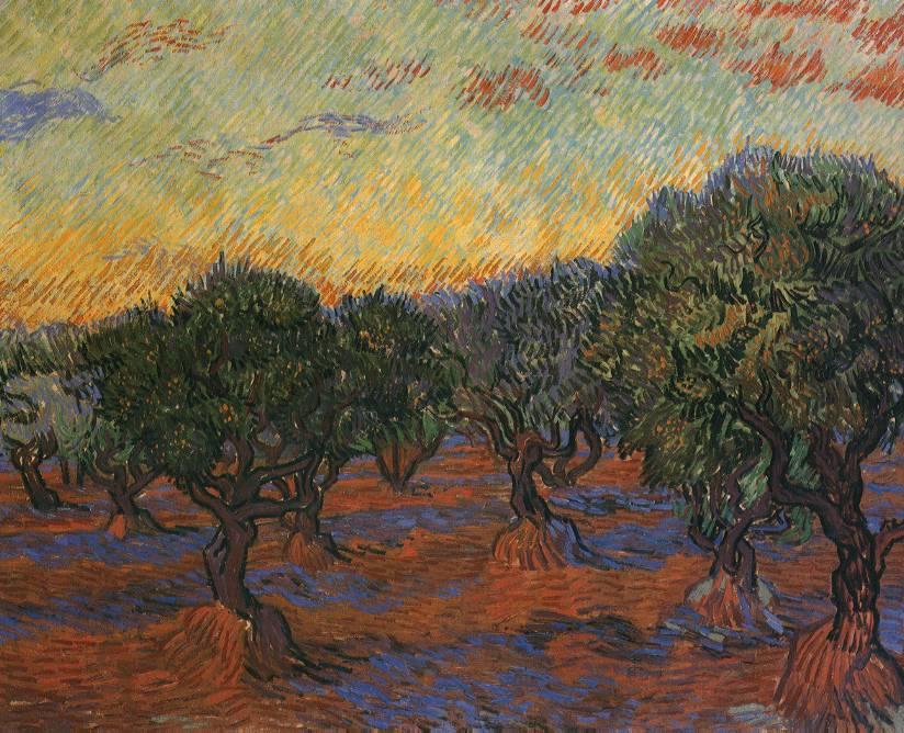 Gogh, vincent van: other landscapes
