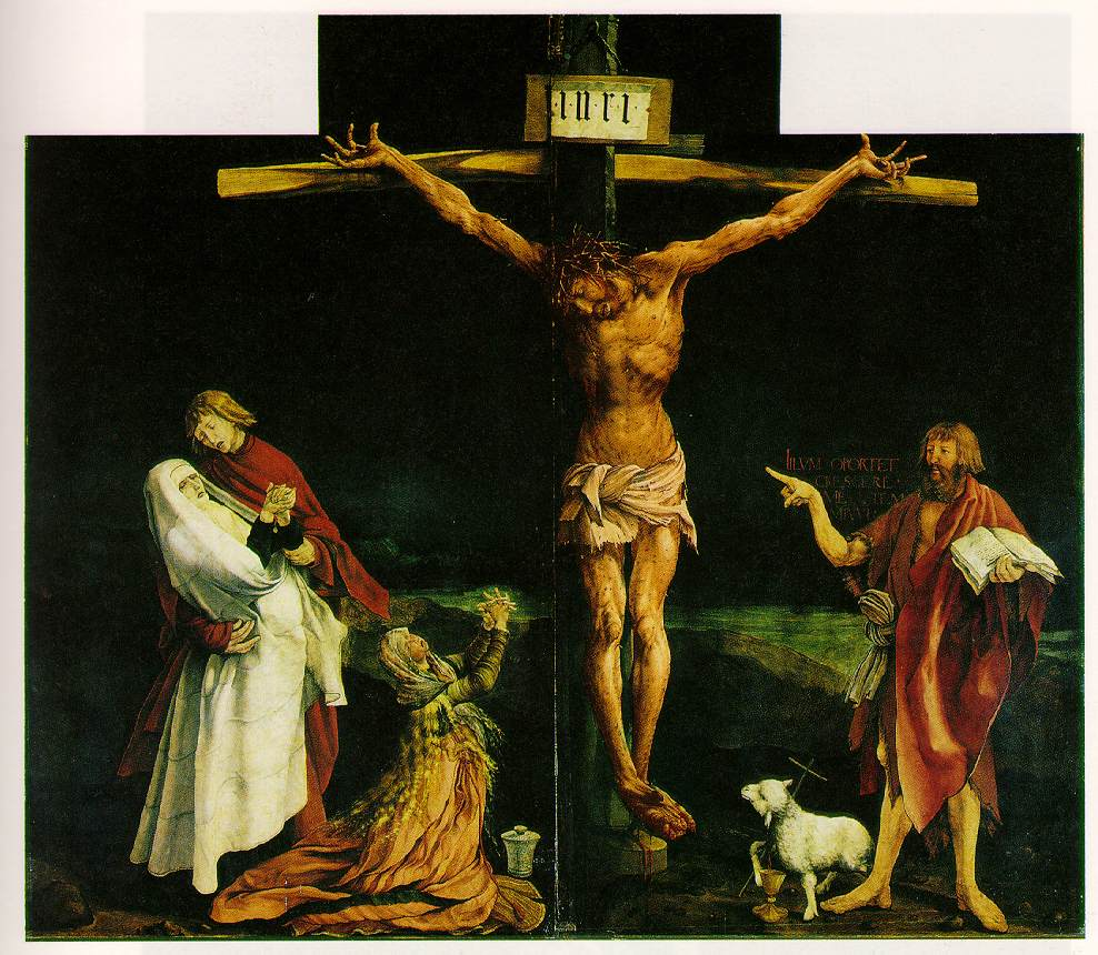 Isenheim Crucifixion