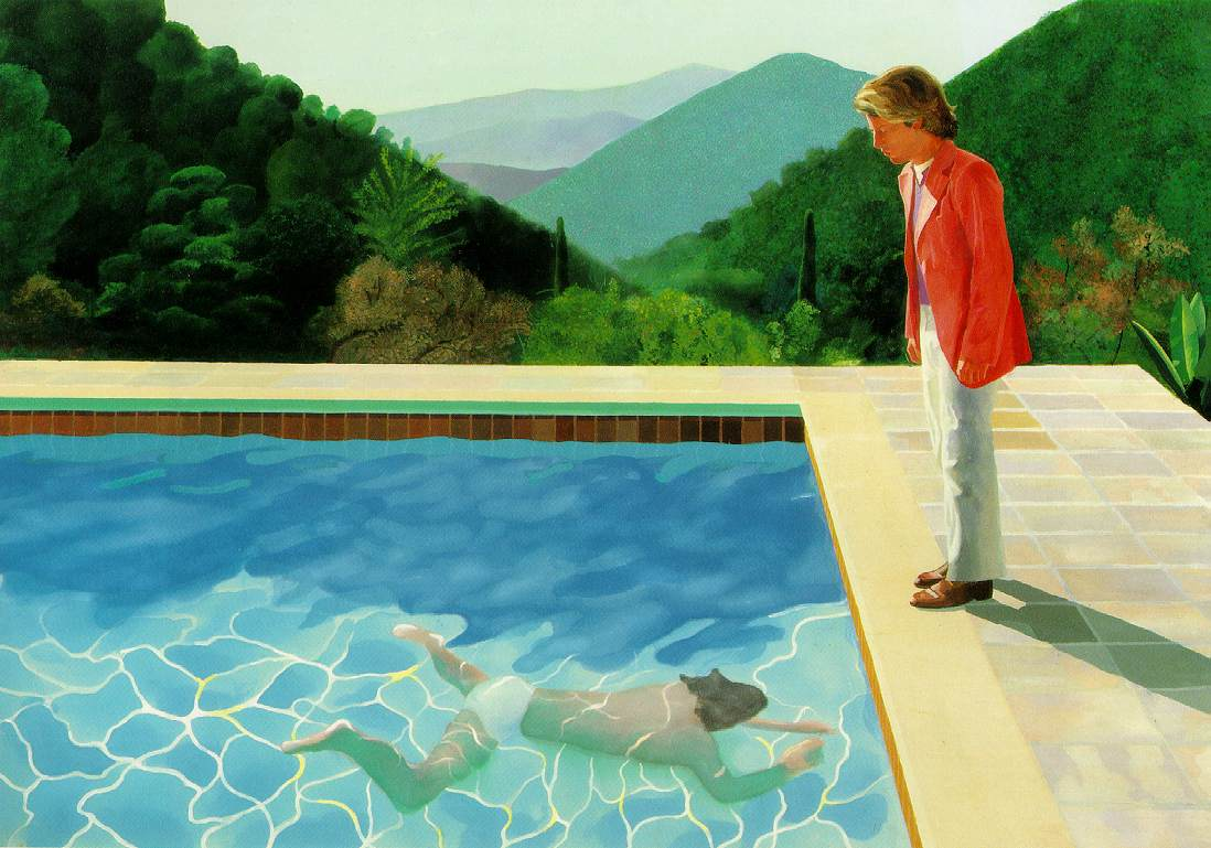 david hockney 60s e period 2012