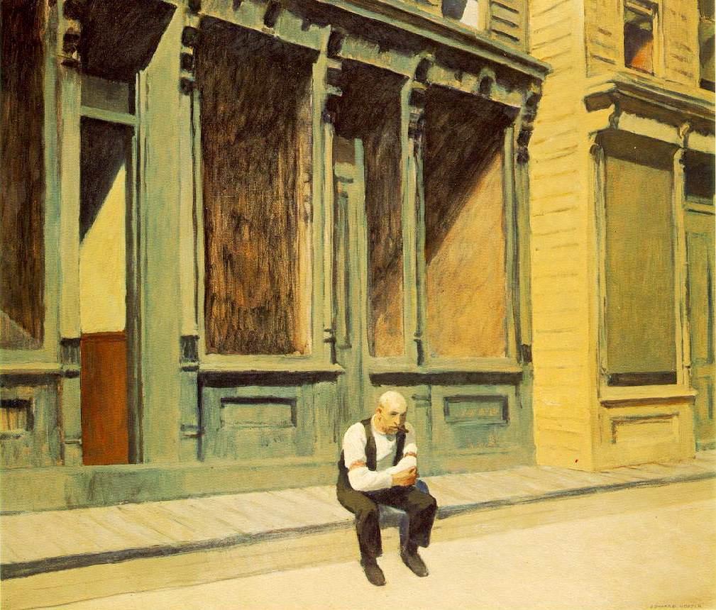 List of works by Edward Hopper - Wikipedia  List of works b...