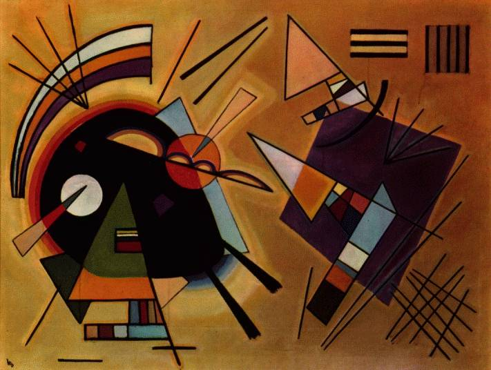 The Abstractions of Wassily Kandinsky | Orwellwasright's ...