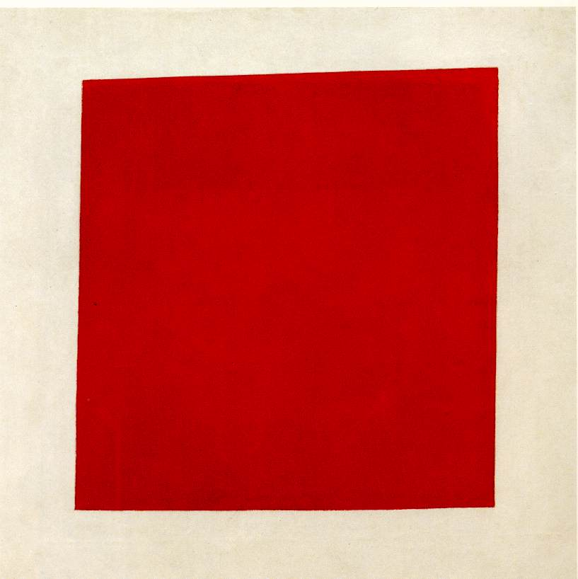 WebMuseum: Malevich, Kasimir: Suprematist Compositions