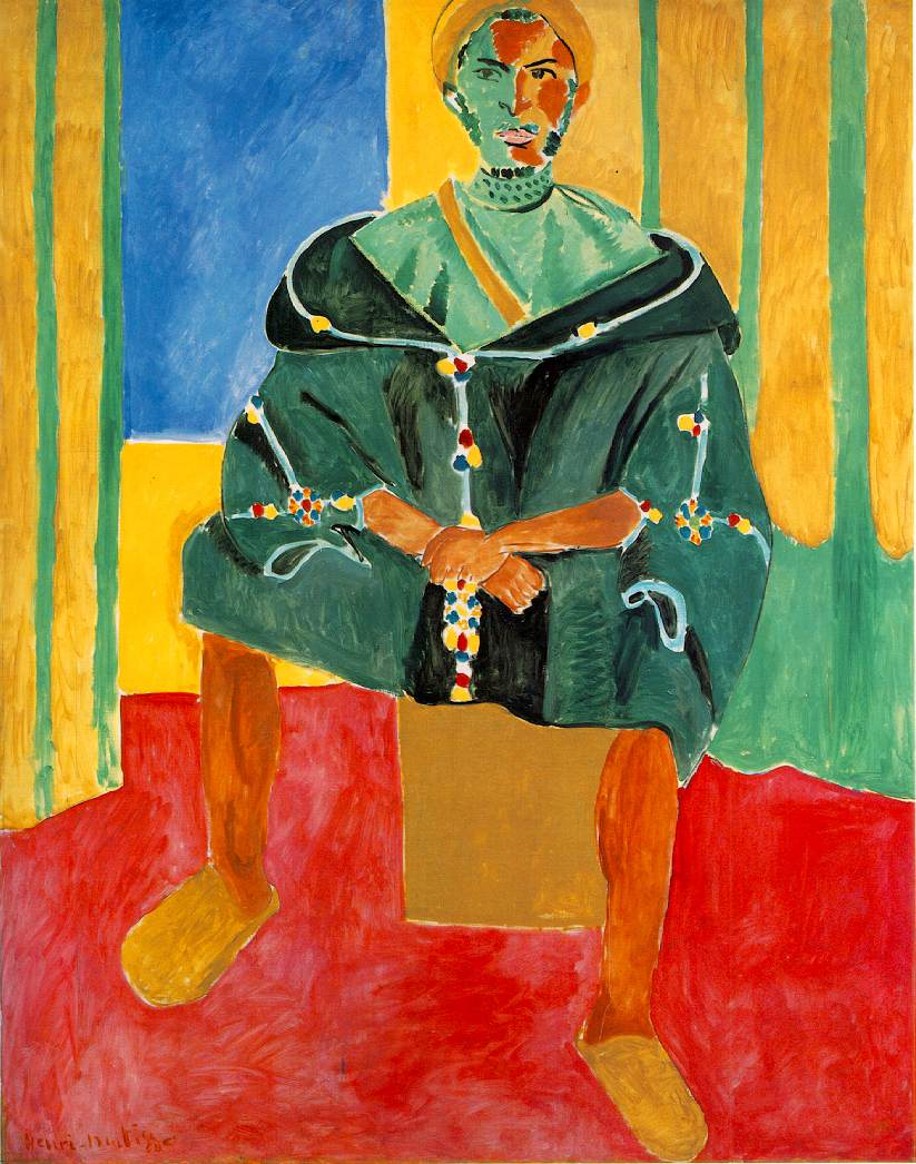 The Personal Life of Henri Matisse