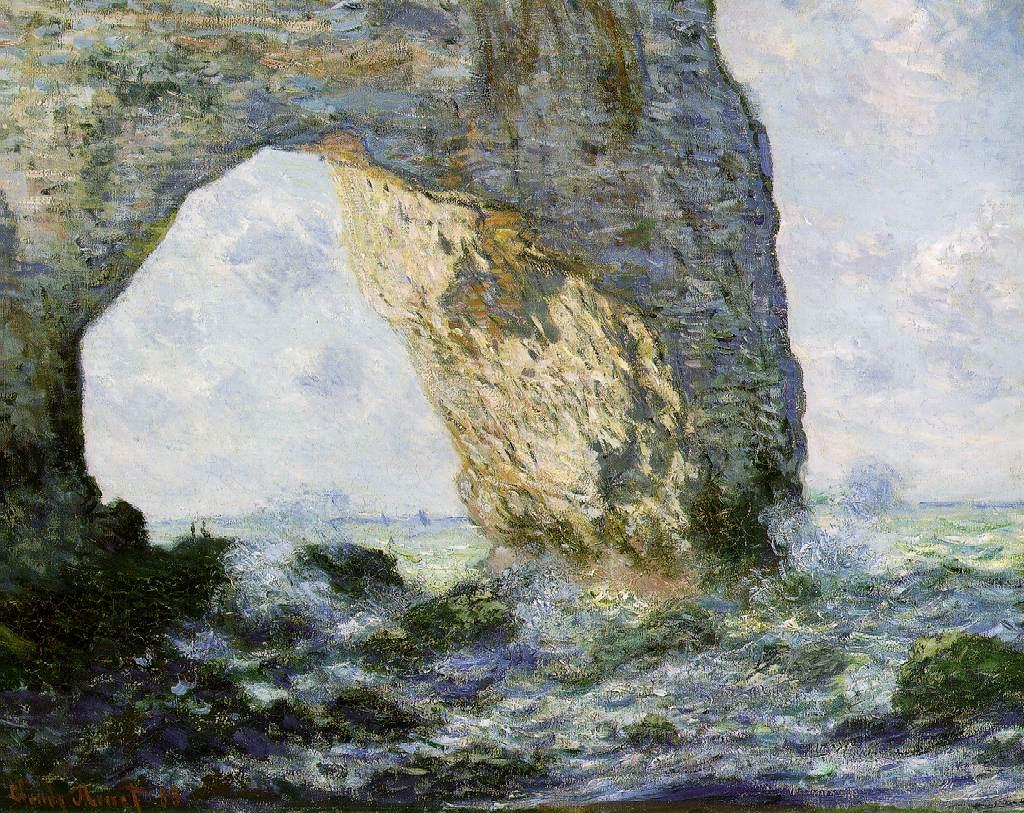 Monet at Le Grand Palais