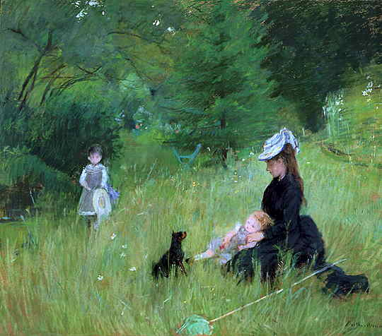 morisot - Artistic Admiration - Anonymous Diary Blog