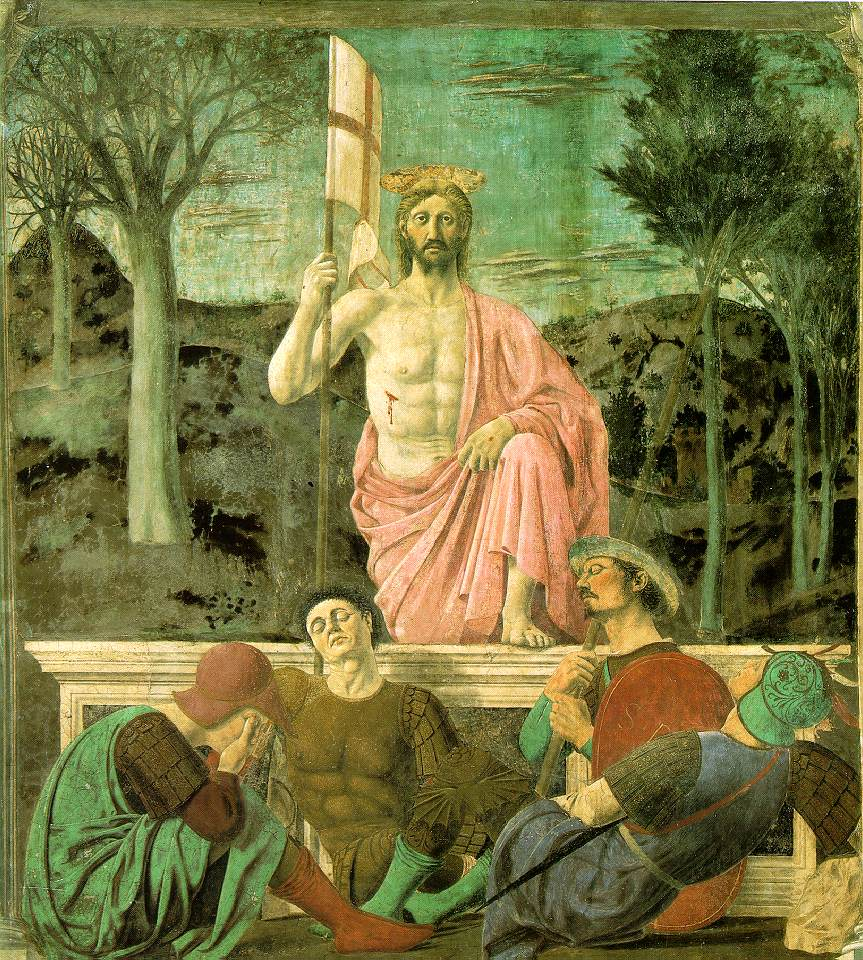 Piero della Francesca: Resurrection