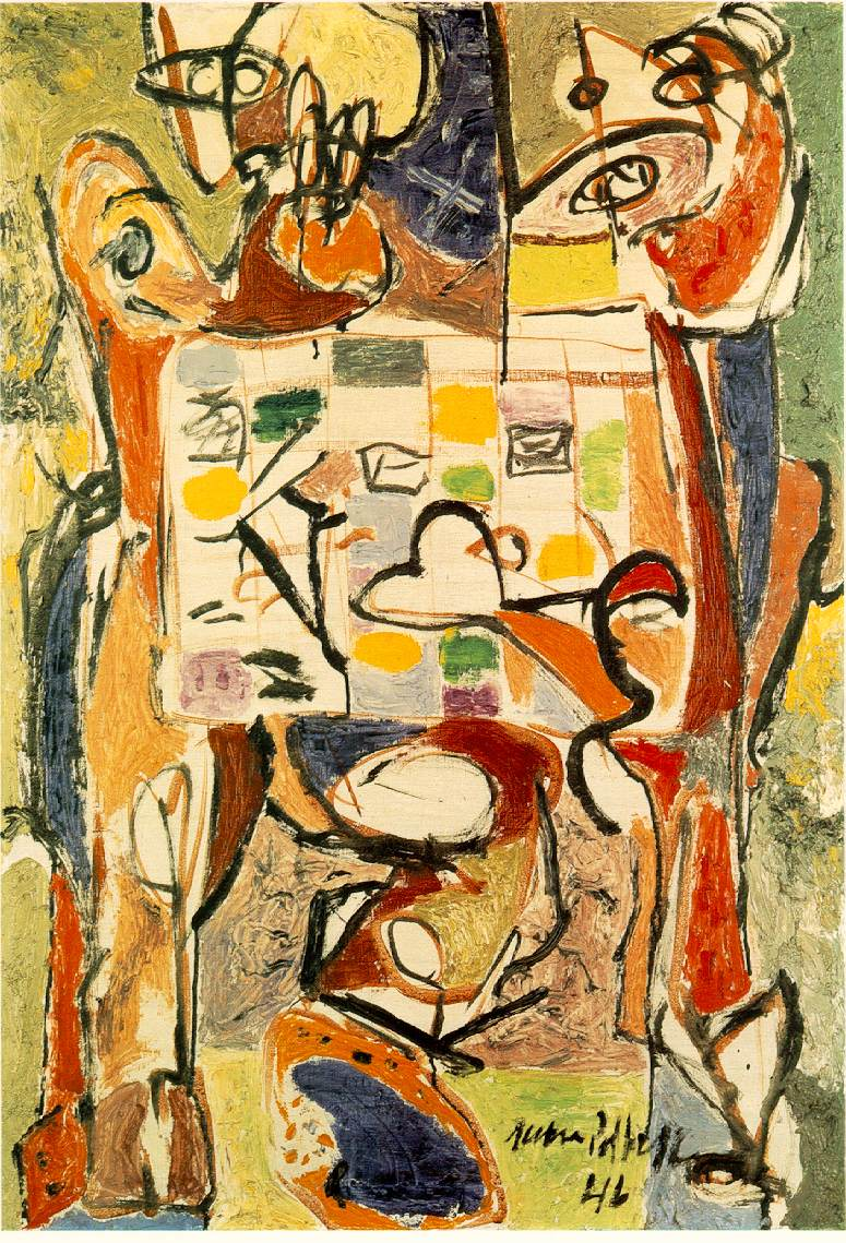 Jackson Pollock... Jackson Pollock Number 10 1949