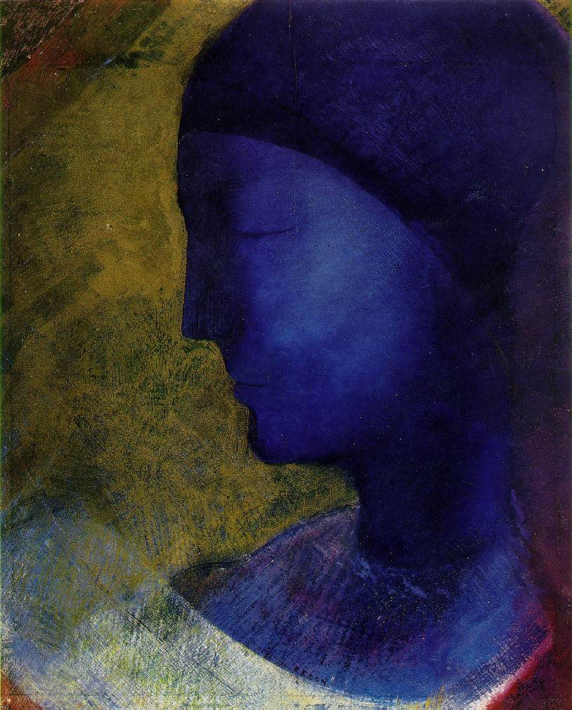 odilon redon Odilon redon the mysterious world of a major symbolist and founder of  modernism the oeuvre of odilon redon (1840–1916) marks the threshold.