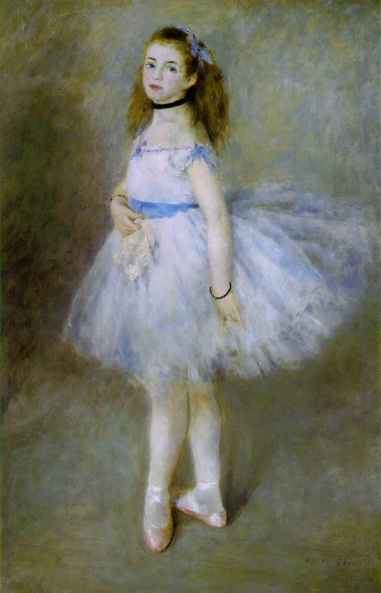 Webmuseum renoir pierre auguste dancers for Auguste renoir