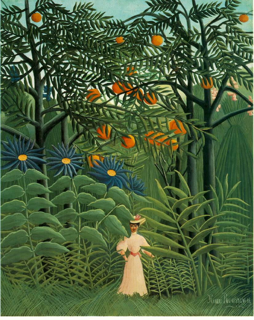 WebMuseum: Rousseau, Henrirousseau paintings