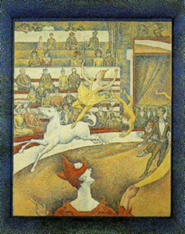 georges seurat the circus - photo #21