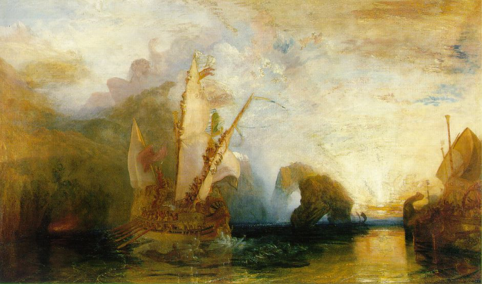 the transformation of odysseus through his journeys in the odyssey a poem by homer Allusions to homer's odysseus the odyssey journey back home just as epic as the poem or not- without even saying his name through this.